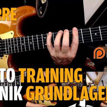 Legato Training Basis Runde 1