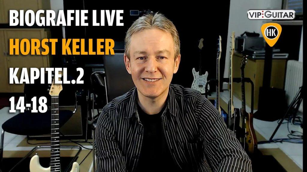 Biografie Horst Keller - Kapitel 2