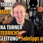 Songtutorial - Proud Mary - CCR / Tina Turner