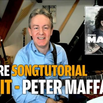 Songtutorial - Eiszeit - Peter Maffay