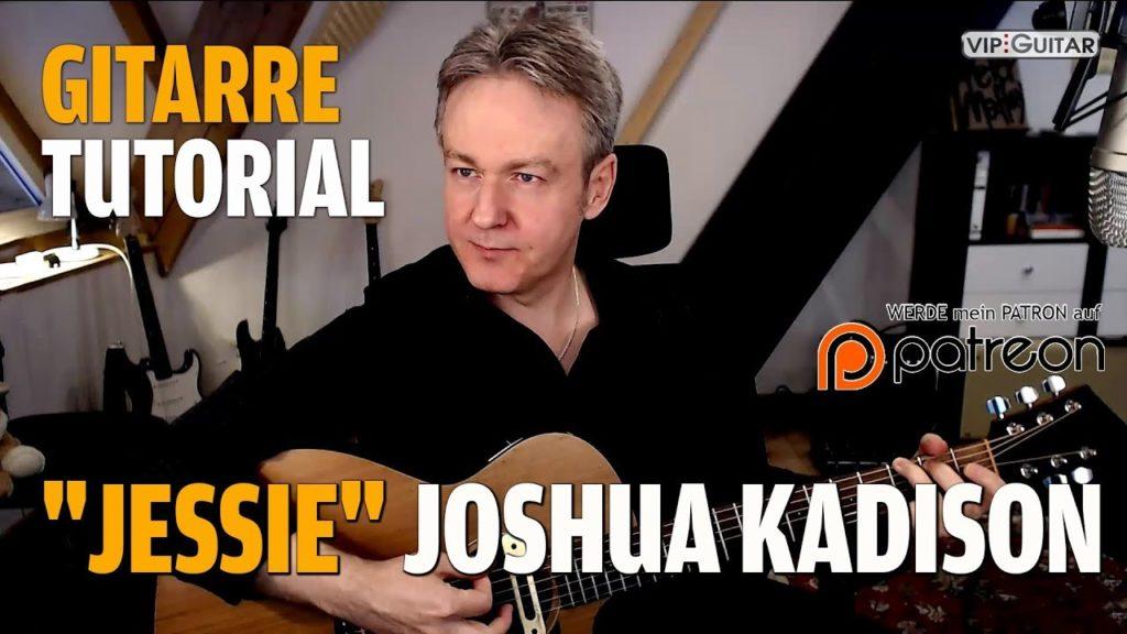Songtutorial - Jessie - Joshua Kadison