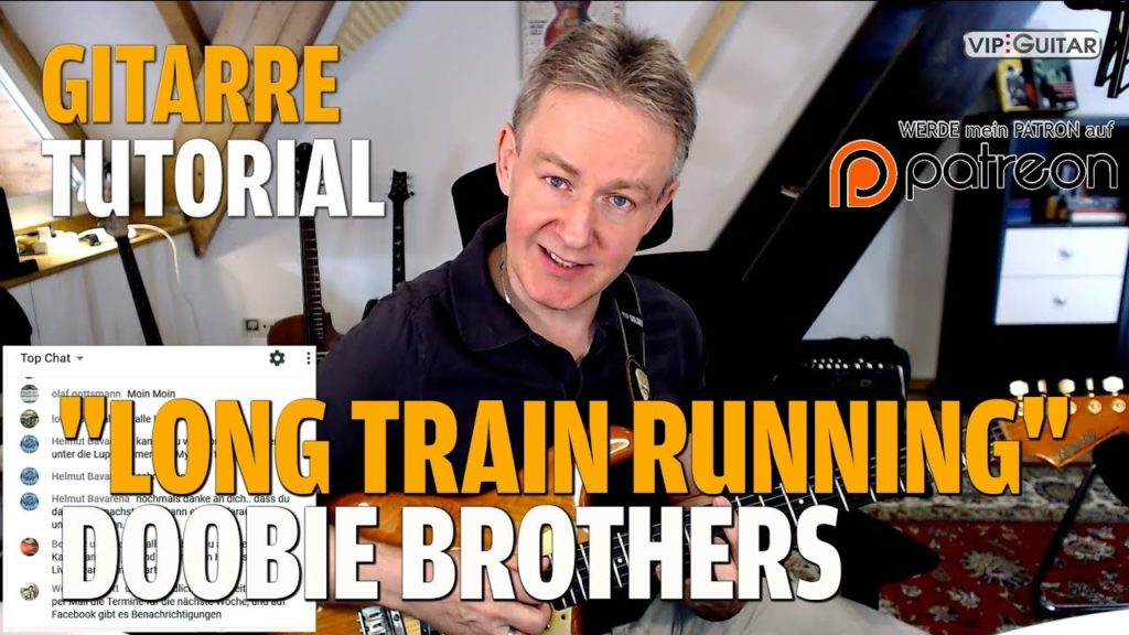 Songtutorial - Long Train Running - Doobie Brothers