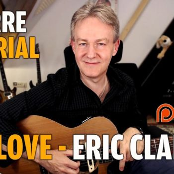 Songtutorial - Eric Clapton - Old Love