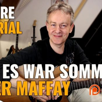 Songtuturial -- Und es war Sommer - Peter Maffay