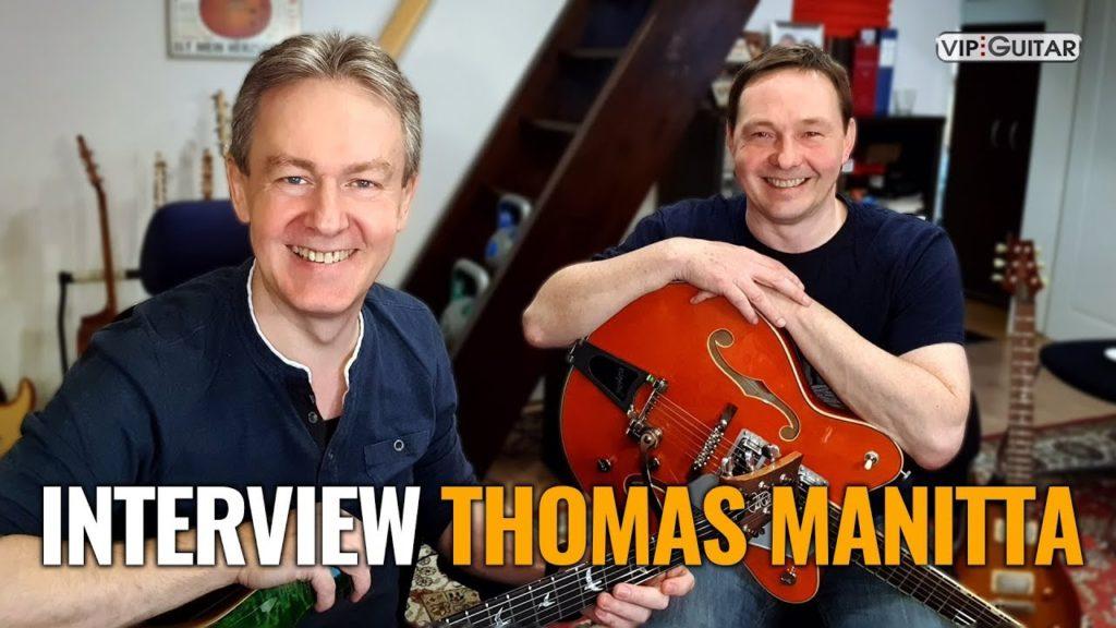 Interview mit THomas Manitta