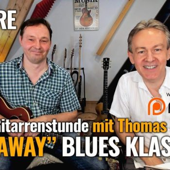 Songtutorial - HIDEAWAY - Blues Klassiker