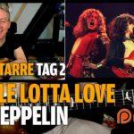 "Rockgitarre für Fortgeschrittene Tag.2 - Led Zeppelin - ""Whole Lotta Love"""