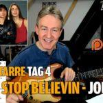 "Rockgitarre für Fortgeschrittene Tag.4 Journey - ""Don't stop believing"""