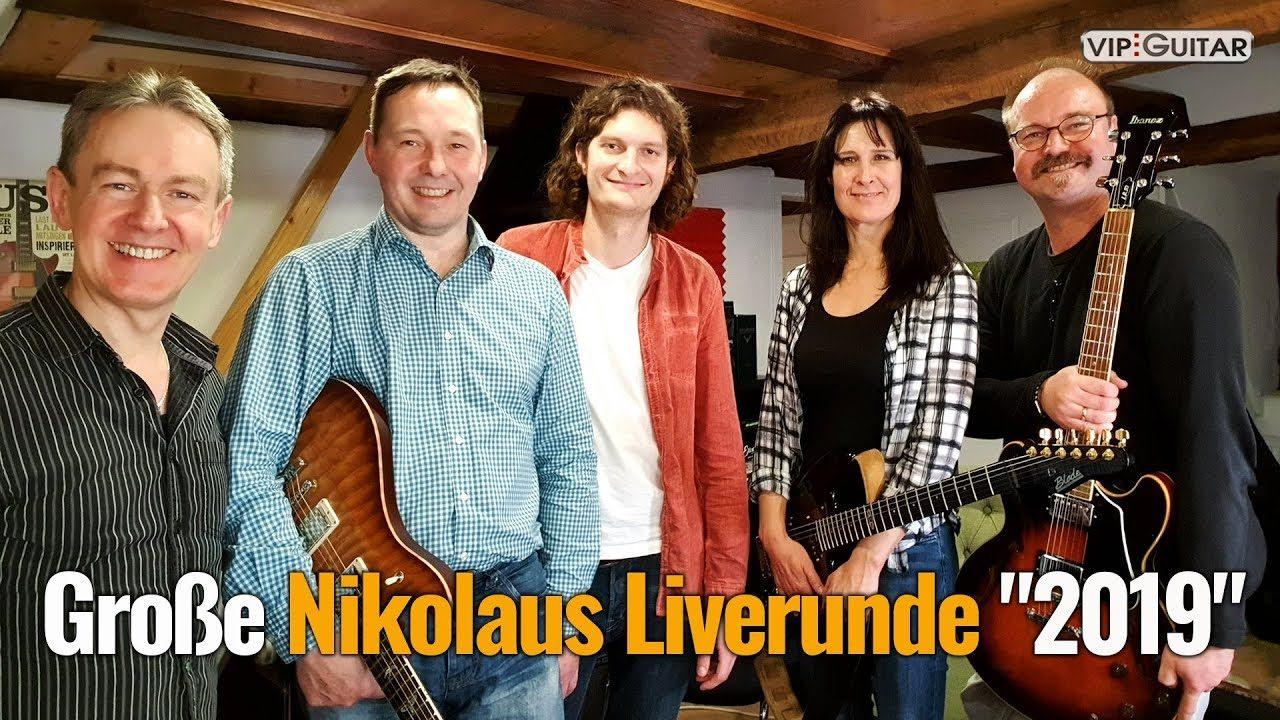Nikolausrunde - Liverunde 2019