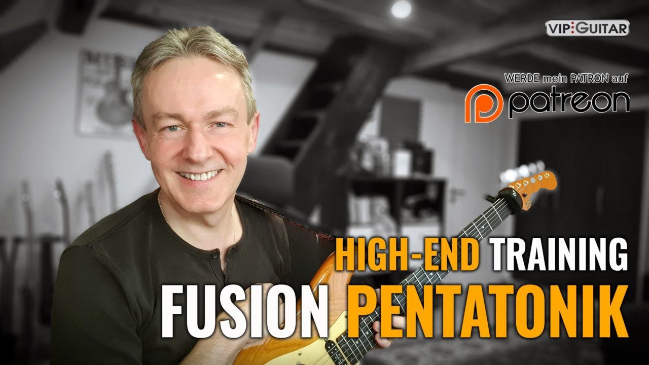 High-End-Fusion Pentatonik