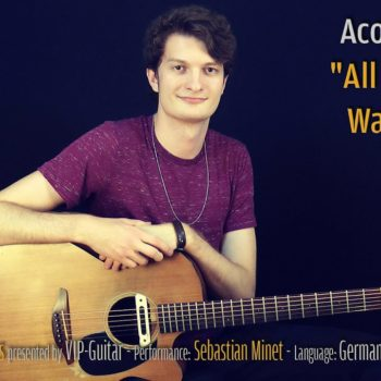 "Acoustic Riffs ""All Along the Watchtower"""