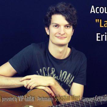 Acoustic Riffs - Layla Solo