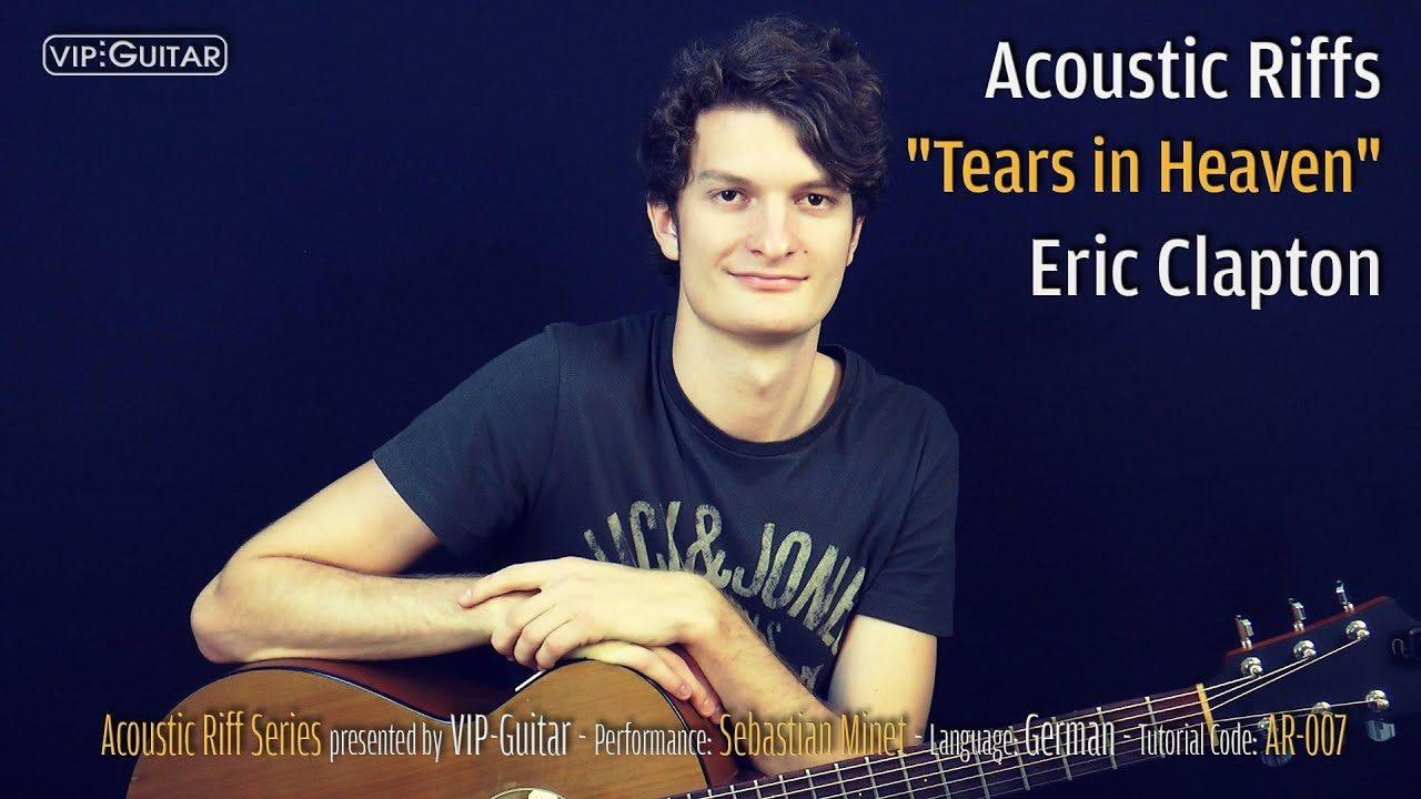 Acoustic Riffs - Tears in Heaven