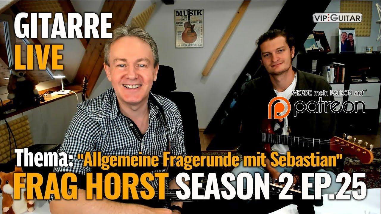 Frag Horst - Season 2, Episode 25