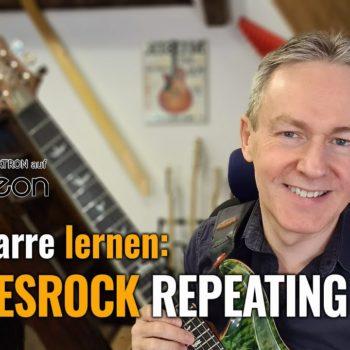 6 Bluesrock Repeating Licks