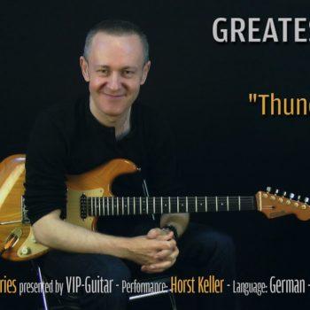 Gitarrenriff Nr. 18 - AC/DC - Thunderstruck