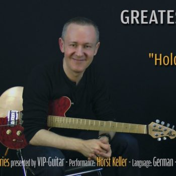Gitarrenriff Nr. 22 - Toto - Hold the Line