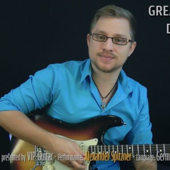 Gitarrenriff Nr. 28 - Deep Purple - Lazy