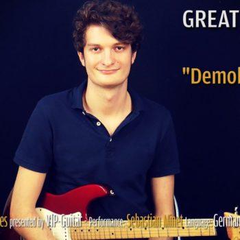 Gitarrenriff Nr. 39 - Sting - Demolition Man