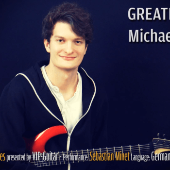 Gitarrenriff Nr. 47 - Michael Jackson - Beat It