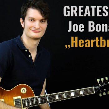 Gitarrenriff Nr. 61 - Joe Bonamassa - Heartbreaker