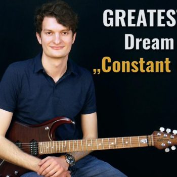 Gitarrenriff Nr. 65 - Dream Theater - Constant Motion