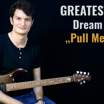 Gitarrenriff - Dream Theater - Pull Me Under