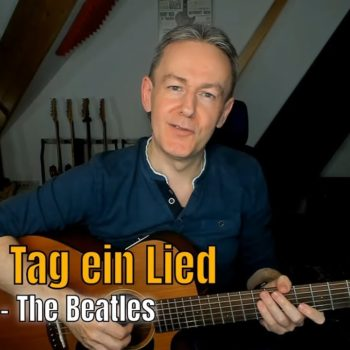 Jeden Tag ein Lied - Imagine von The Beatles