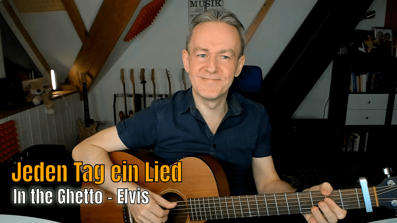Jeden Tag ein Lied - In the Ghetto von Elvis
