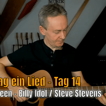 Jeden Tag ein Lied - Sweet Sixteen - Billy Idol