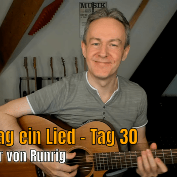 Jeden Tag ein Lied Tag 30 - Every River - Runrig