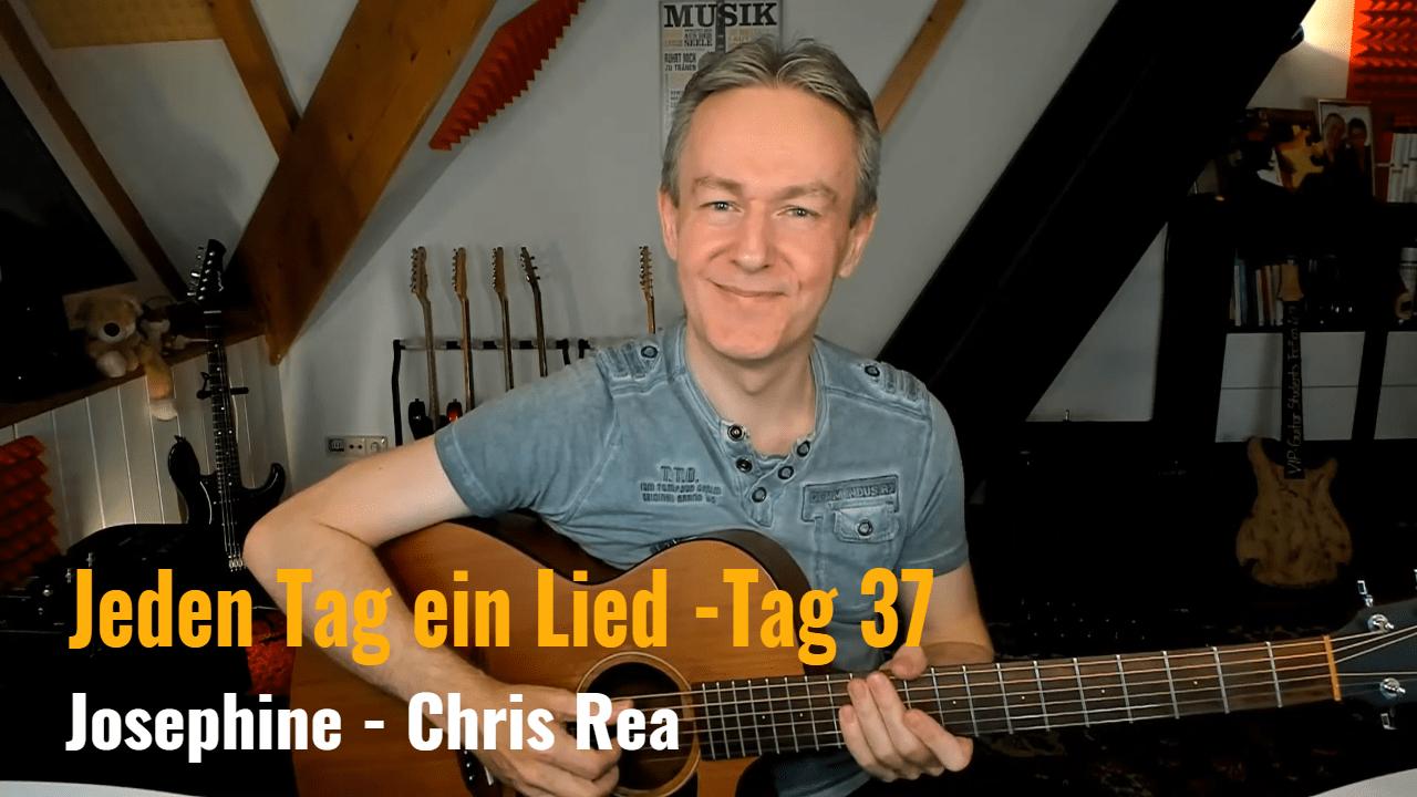 Jeden Tag ein Lie Tag 37 - Josephine von Chris Rer