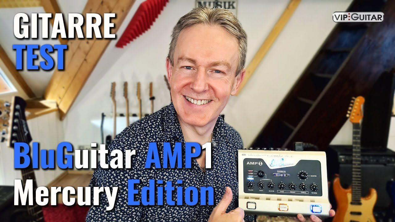 "Produkttest ""BluGuitar Amp1 Mercury Edition"""
