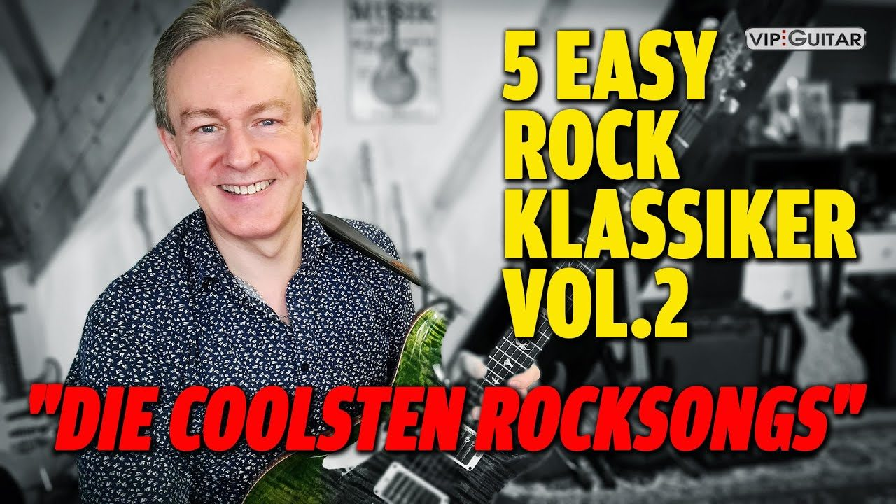 5 Easy Rock Klassiker Vol.2