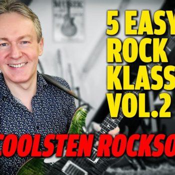 5 Easy Rock Klassiker Vol.2