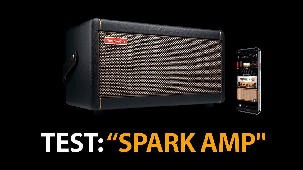 Produkttest Spark Amp