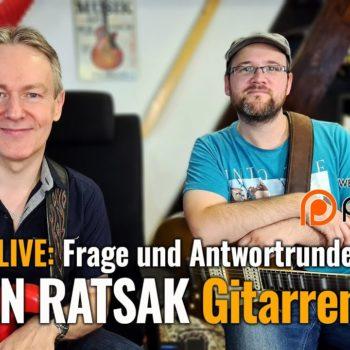Fabian Ratsak - Gitarrentipps