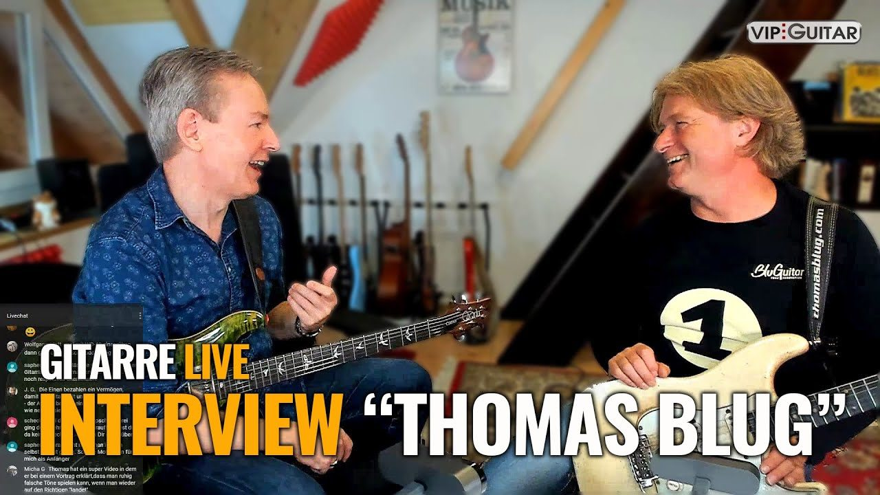 Interview mit Thoma Blug