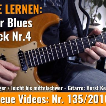Anfänger Blues - Basic Lick 4