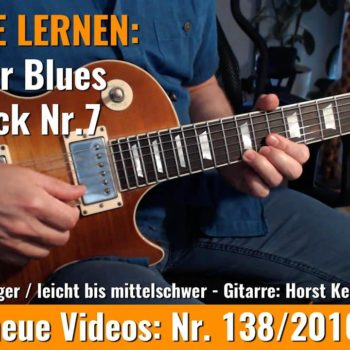 Anfänger Blues - Basic Lick Nr. 7