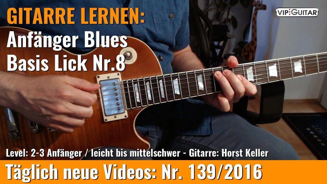 Anfänger Blues - Lick Nr. 8