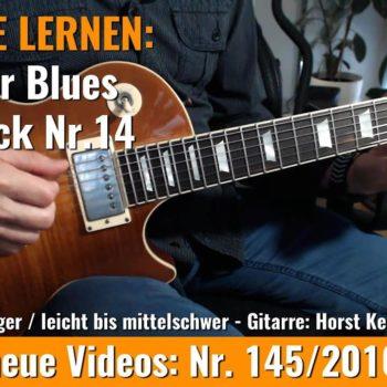 Anfänger Blues - Basic Lick Nr .14