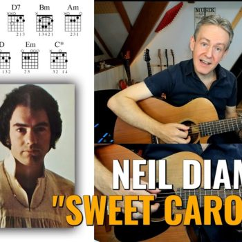 Songtutorial Sweet Caroline von Neil Diamond