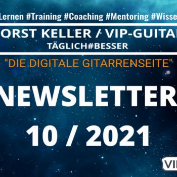 Newsletter 10 / 2021
