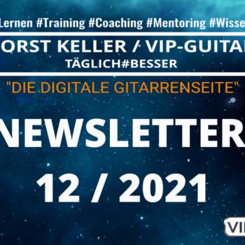 Newsletter 12 / 2021