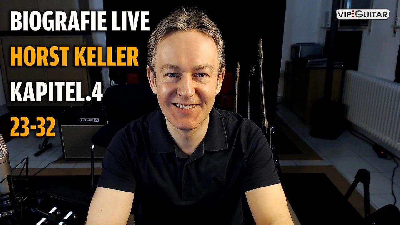 Biografie - Horst Keller - Kapitel 4