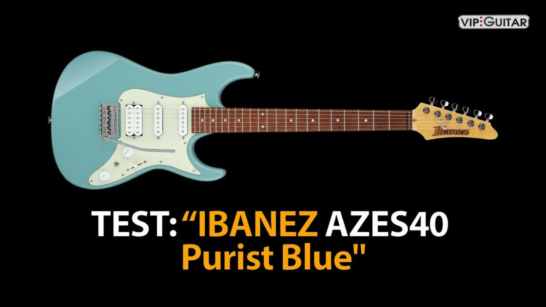 Ibanez AZES40