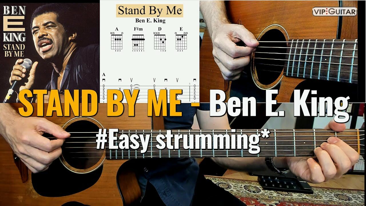 Easy Strumming: Stand by me - Ben E. King
